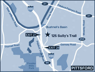 map to Sully'sTrail